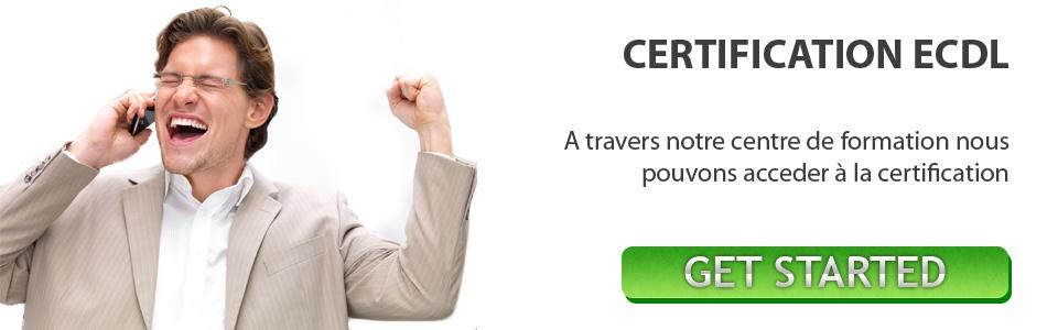 Certification ECDL bruxelles